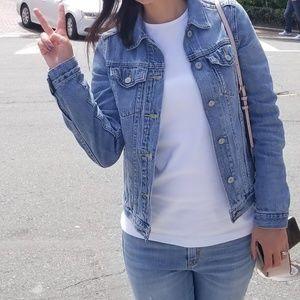 Gap Denim Jacket Size XXS